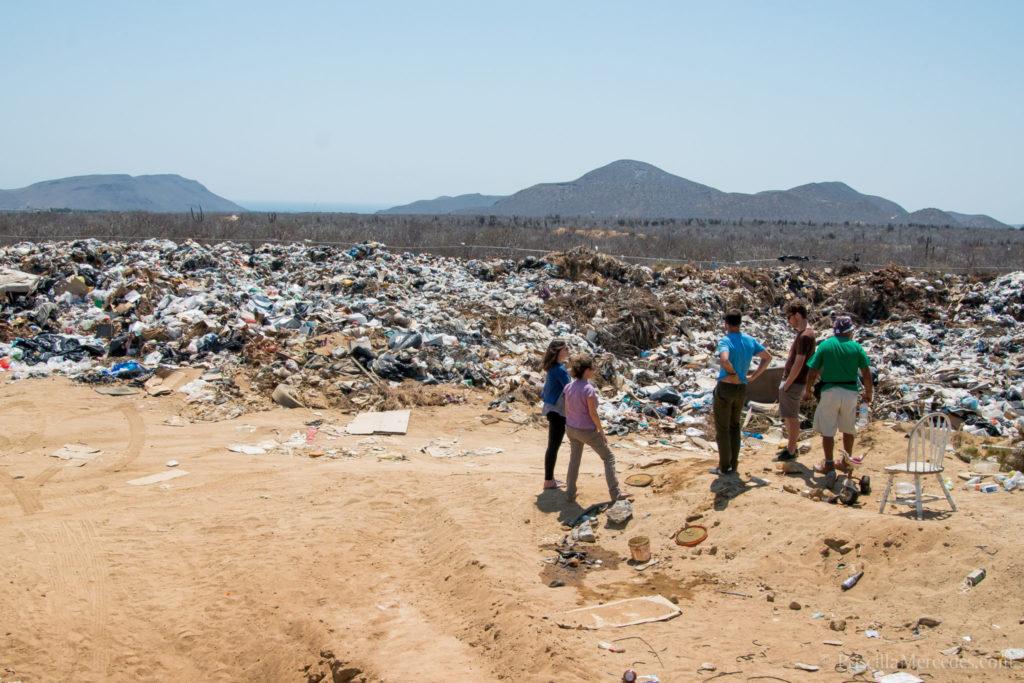 Todos Santos landfill