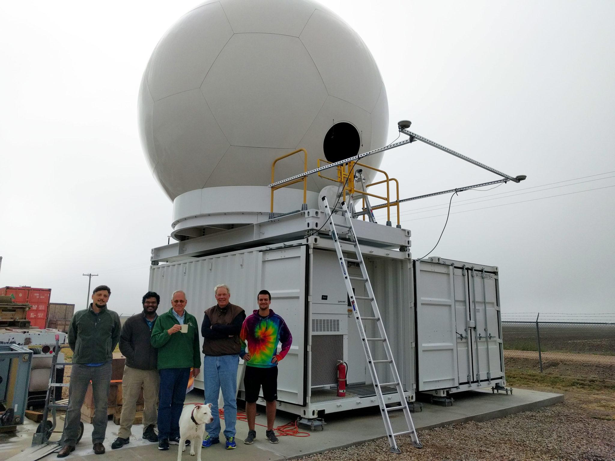 seapol radar team
