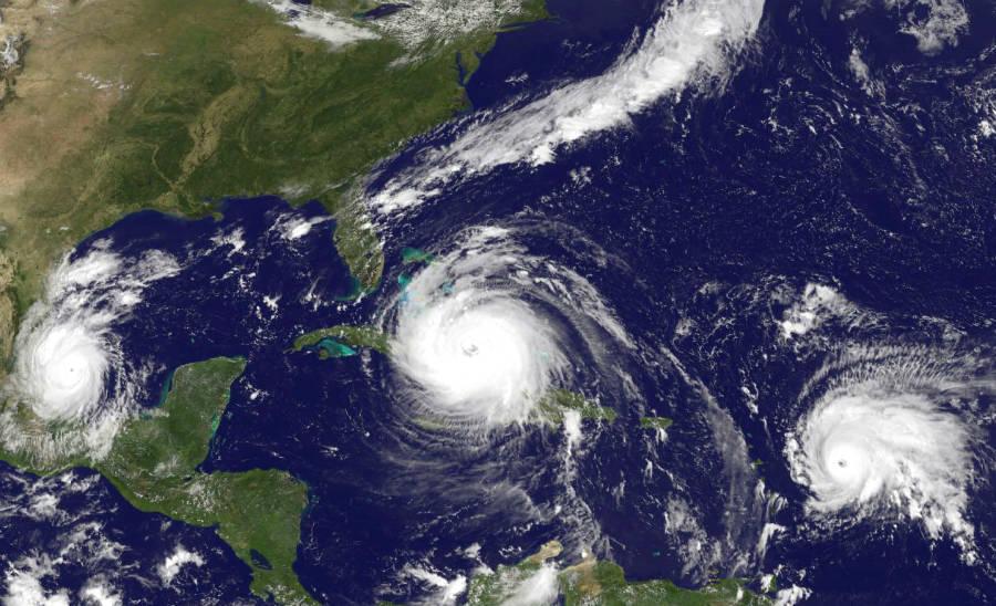 Analysis of the 2017 Hurricane Season