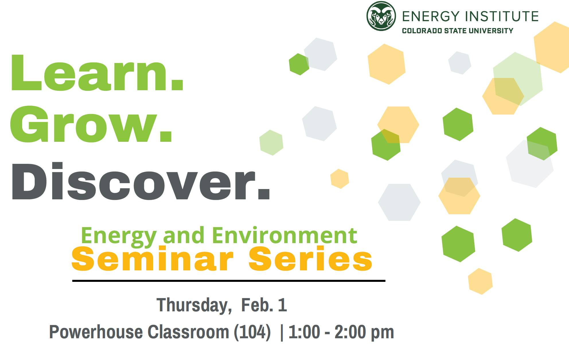 Energy & Environment Series Feb. 1