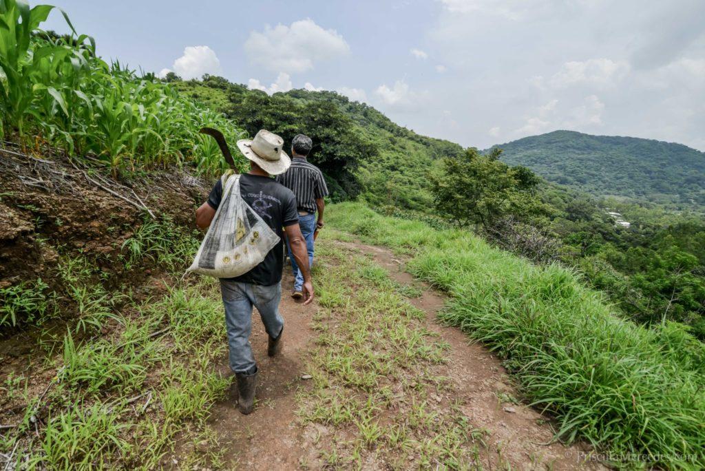 Visit to La Criba, El Salvador