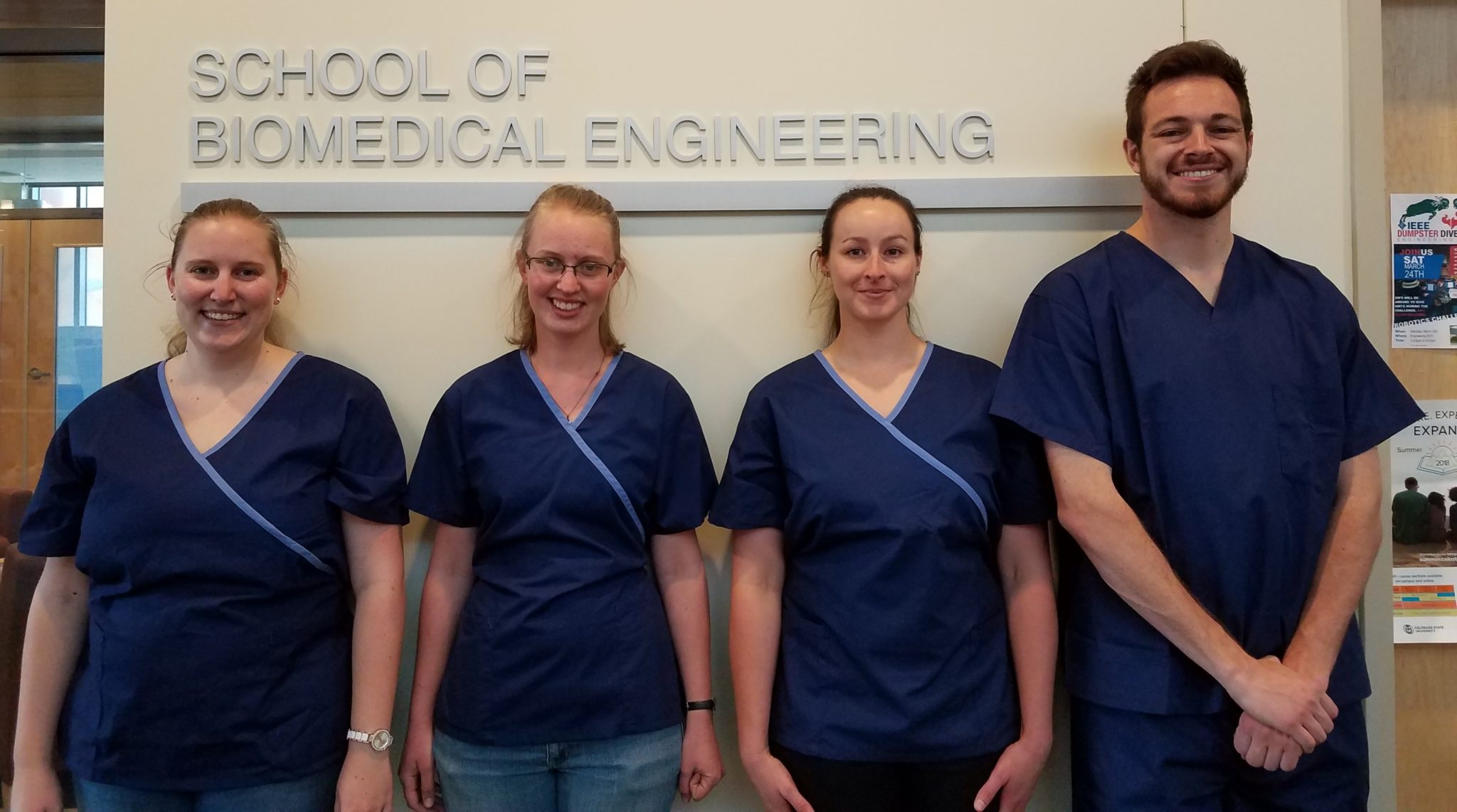 Physically Pulsating Organ Model Senior Design team