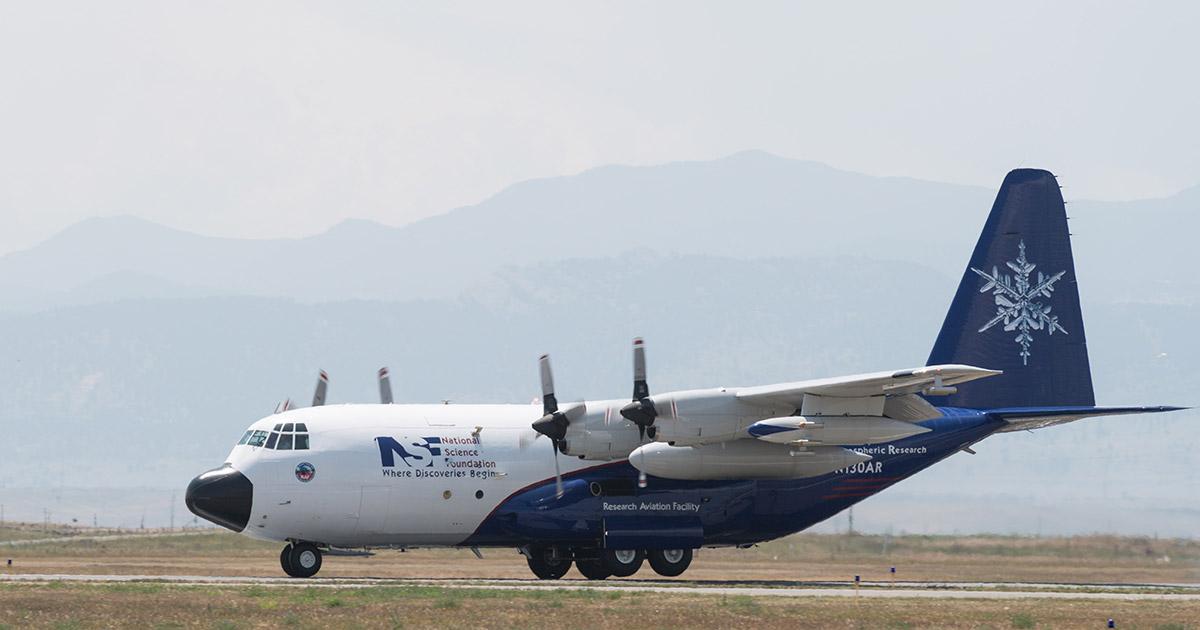 nsf/ncar C-130