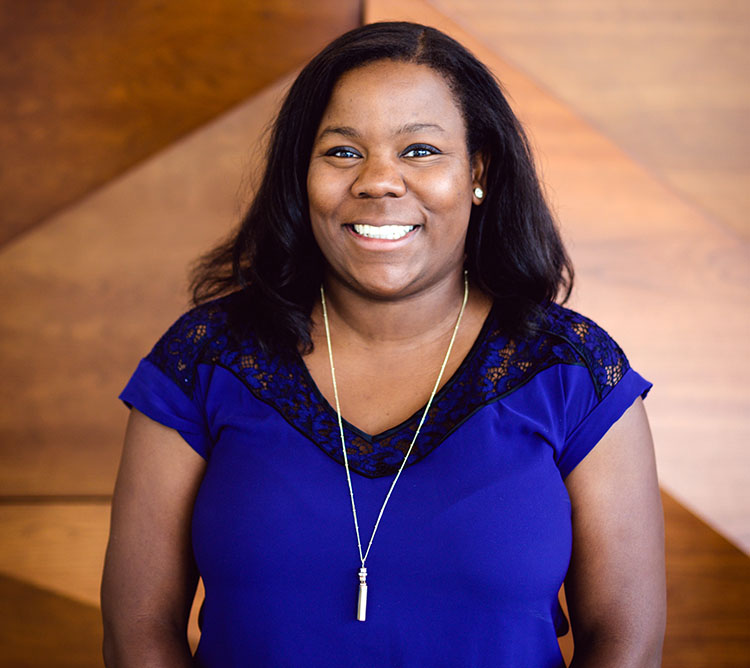 Melissa Burt, Assistant Dean for Diversity and Inclusion