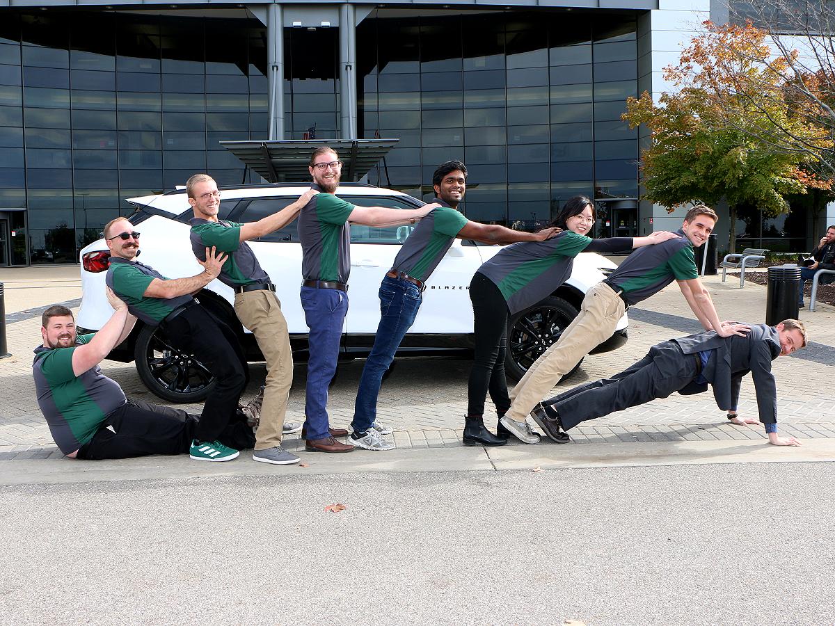 CSU EcoCAR team