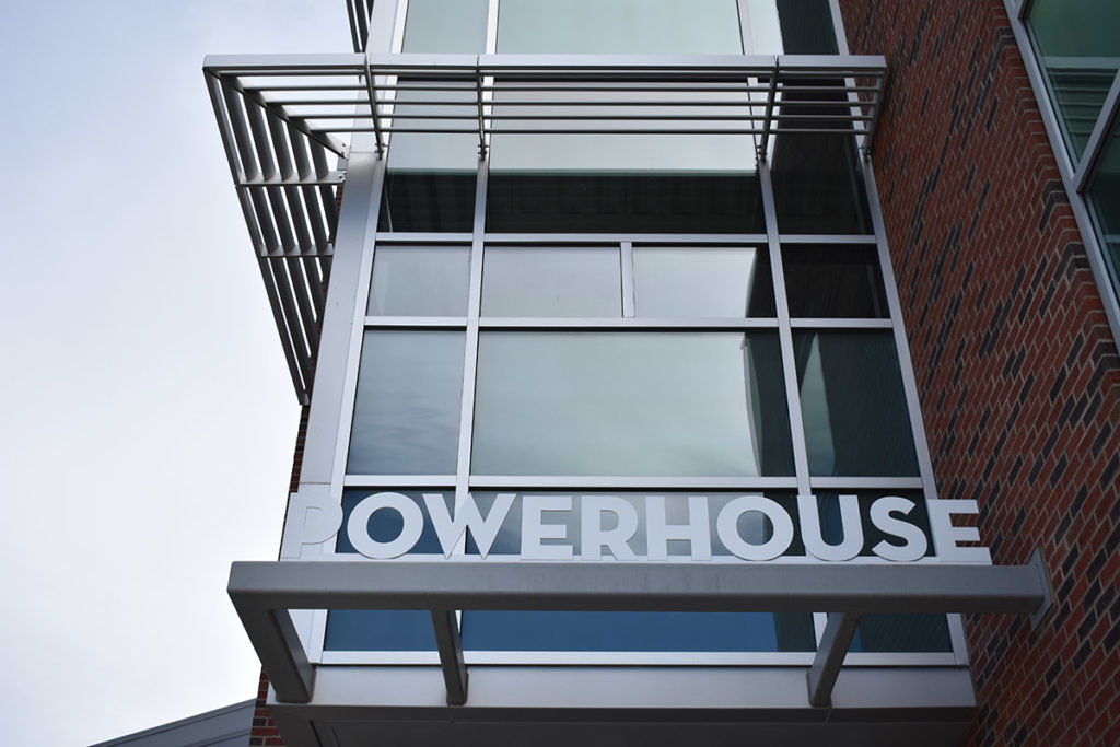 The Powerhouse Energy Campus was awarded the Platinum Level LEED certification from U.S. Green Building Council.
