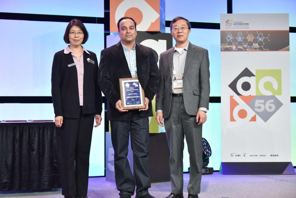 Sudeep Pasricha receives the ACM SIGDA Distinguished Service Award