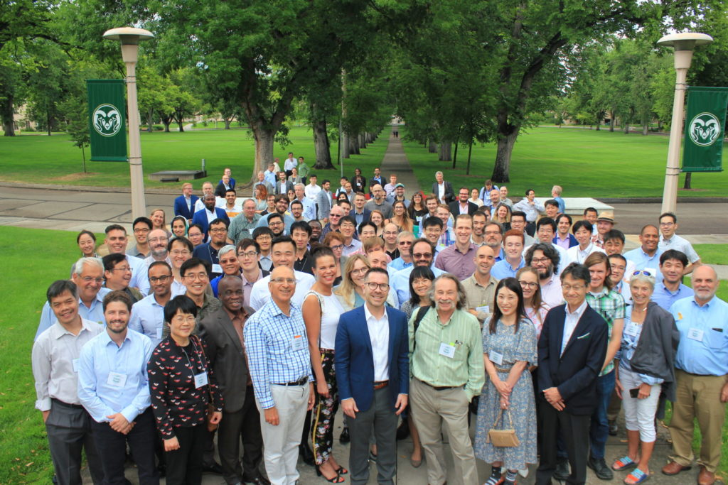 Microgrids symposium attendees 2019, CSU