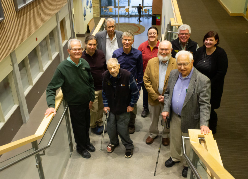 Chemical and Biological Engineering emeritus and current faculty