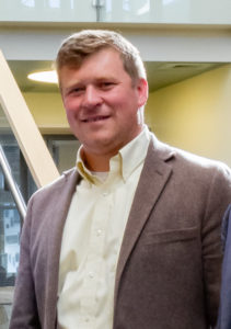 Tom Bradley, Woodward Professor of Systems Engineering and systems engineering department head