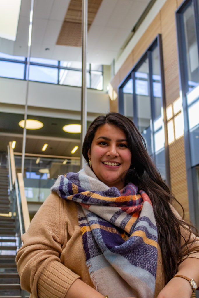 Claudia Hernandez, Outreach and Equity Coordinator