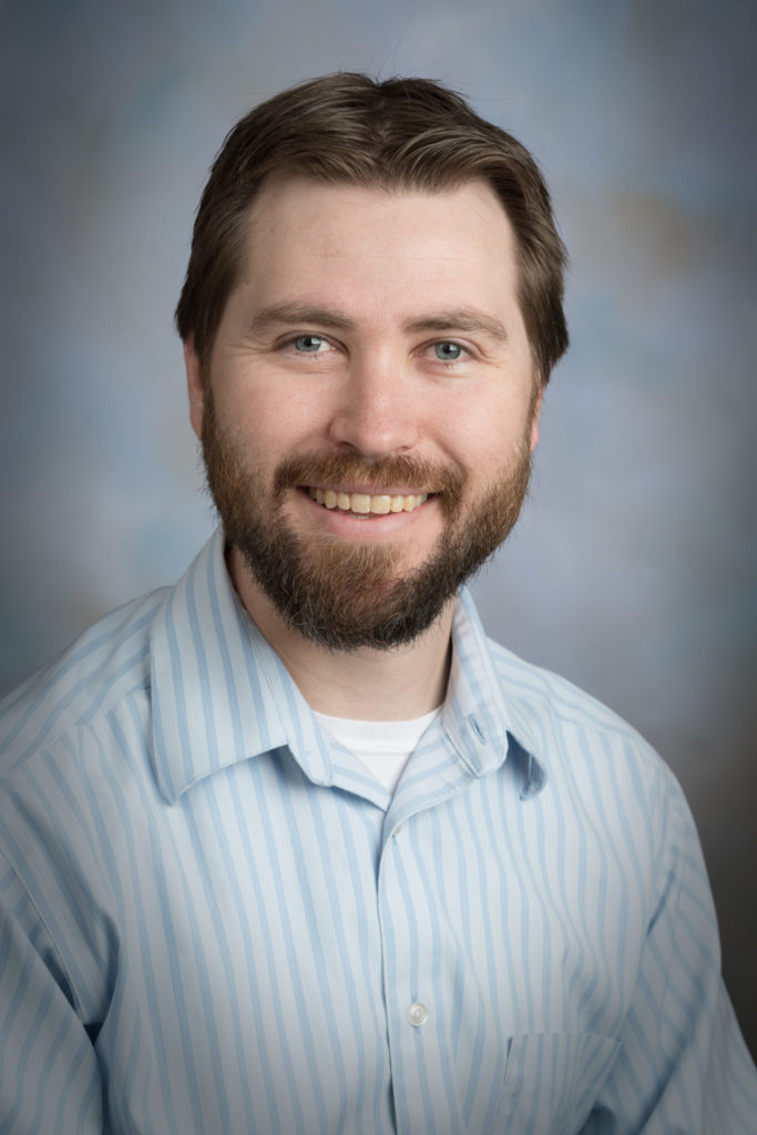 Jesse Wilson, Assistant Professor of Electrical and Computer Engineering and Biomedical Engineering, Colorado State University