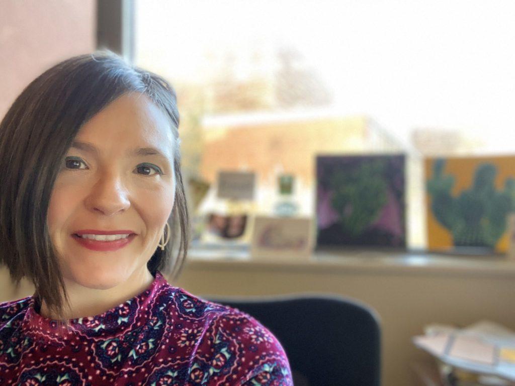 Jacqui Goldring, Manager of Undergraduate Recruitment Programs in the Engineering Success Center.