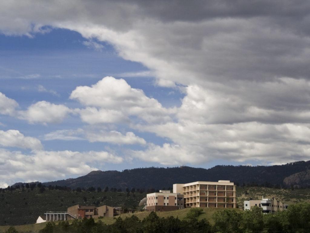 The Atmospheric Science campus