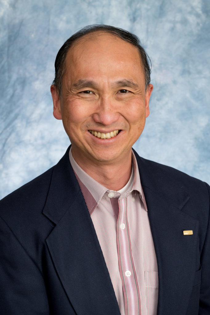 Edwin Chong, Professor of Electrical and Computer Engineering and interim department head