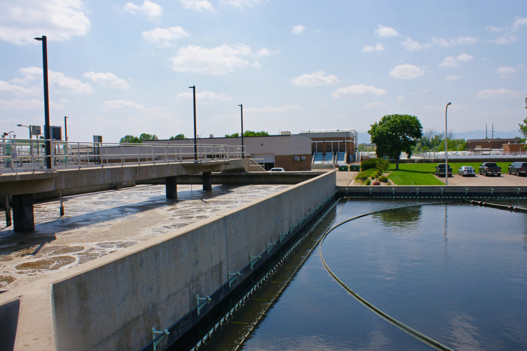 Drake Water Reclamation Facility