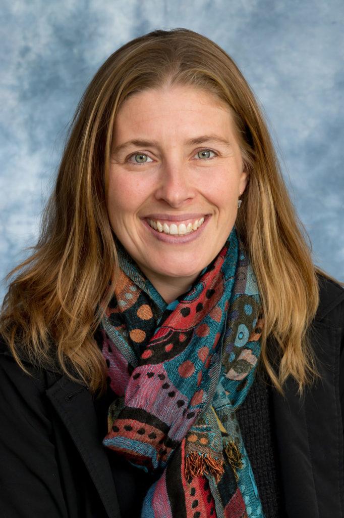 Emily Fischer, Atmospheric Science associate professor