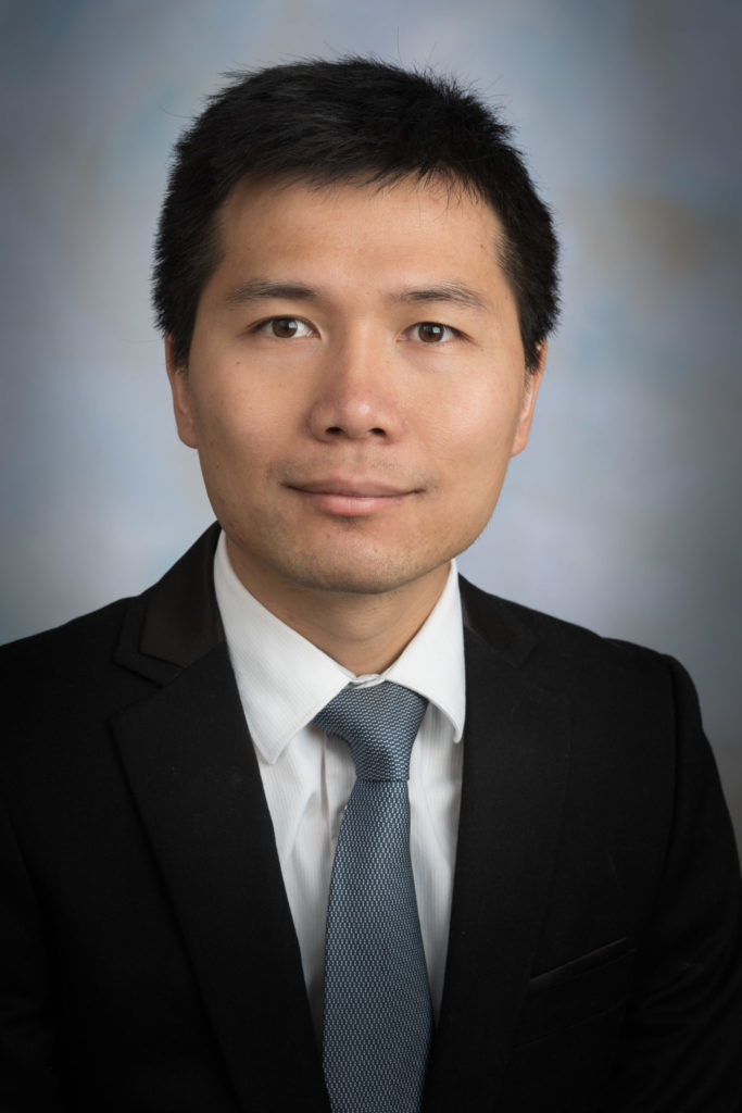 Portrait of Joshua Chan, assistant professor of Chemical and Biological Engineering