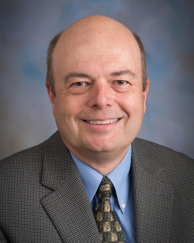 Jeff Collett, Atmospheric Science department chair