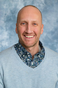 Portrait of Jeff Pierce, Associate Professor of Atmospheric Science