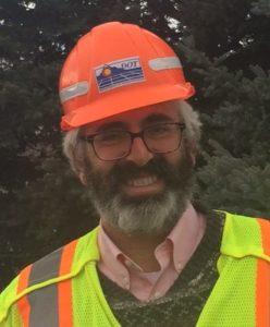 steve harelson, chief engineer at CDOT