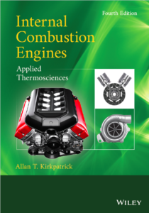 """Internal Combustion Engines: Applied Thermodynamics"" by Allan T. Kirkpatrick"