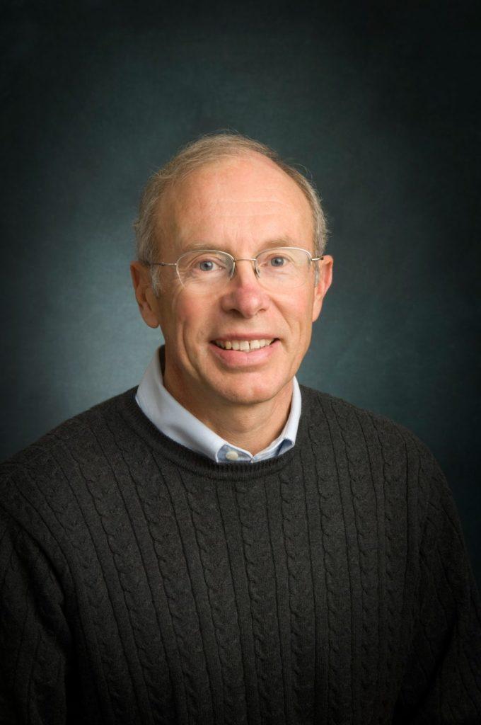 Allan Kirkpatrick, Professor Emeritus in the Department of Mechanical Engineering