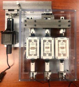 Schaldach's testing system