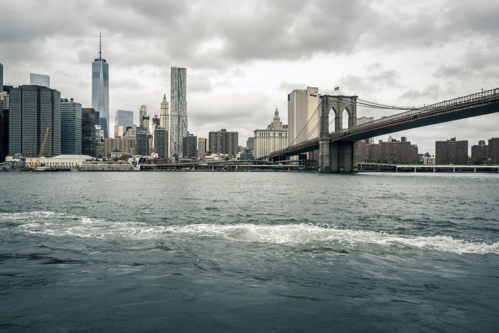 New York City skyline; Image by Uwe Conrad from Pixabay