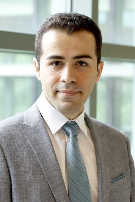 Mostafa Yourdkhani, assistant professor in the Department of Mechanical Engineering