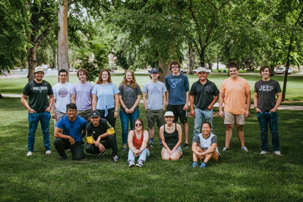 Engineering summer research interns