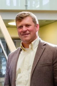 Tom Bradley, head of the Systems Engineering department at CSU