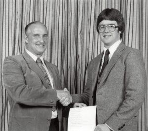 Walter Scott and Mike Peper